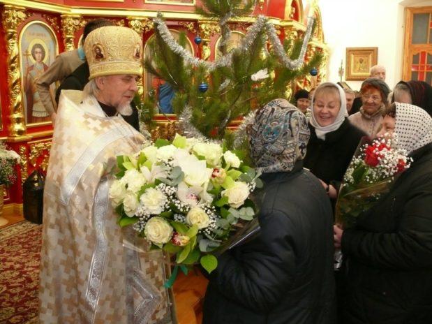 День тезоименитства архимандрита Иосифа