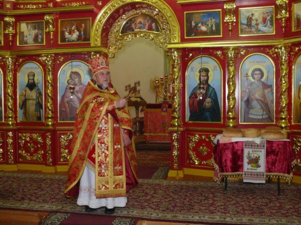 Светлое Христово Воскресение — Пасха в Троекуровском монастыре, 2018 год.